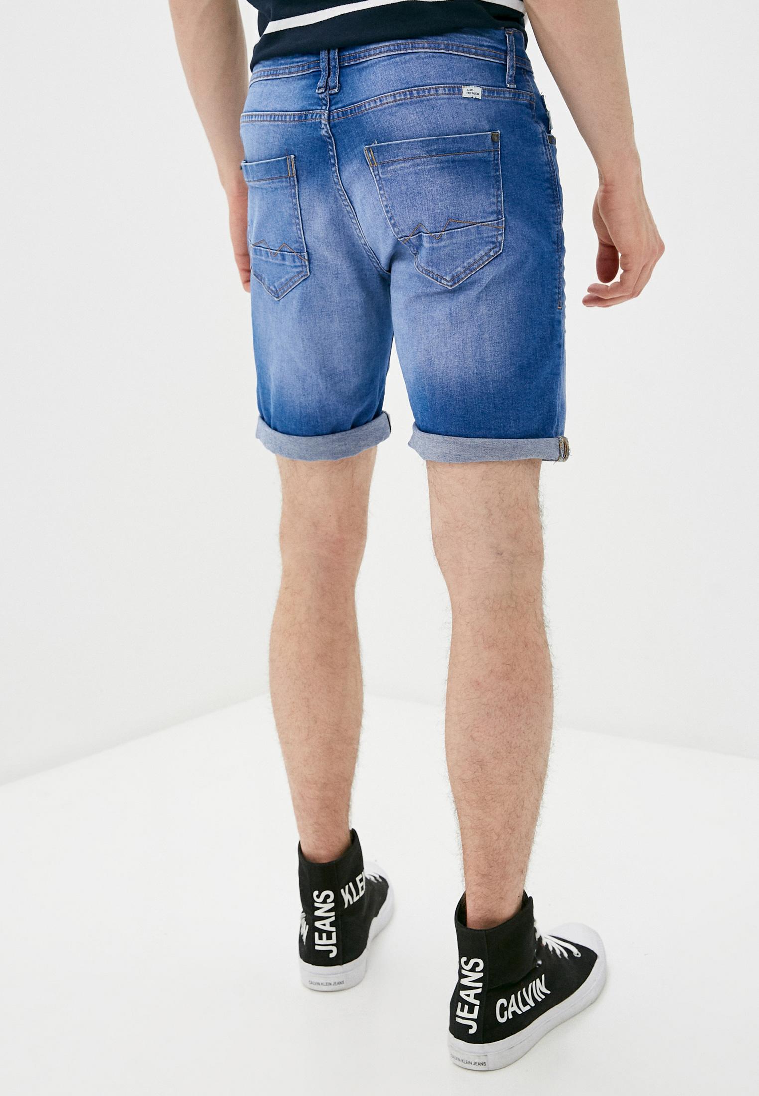 Мужские джинсовые шорты Blend (Бленд) 20711770: изображение 3
