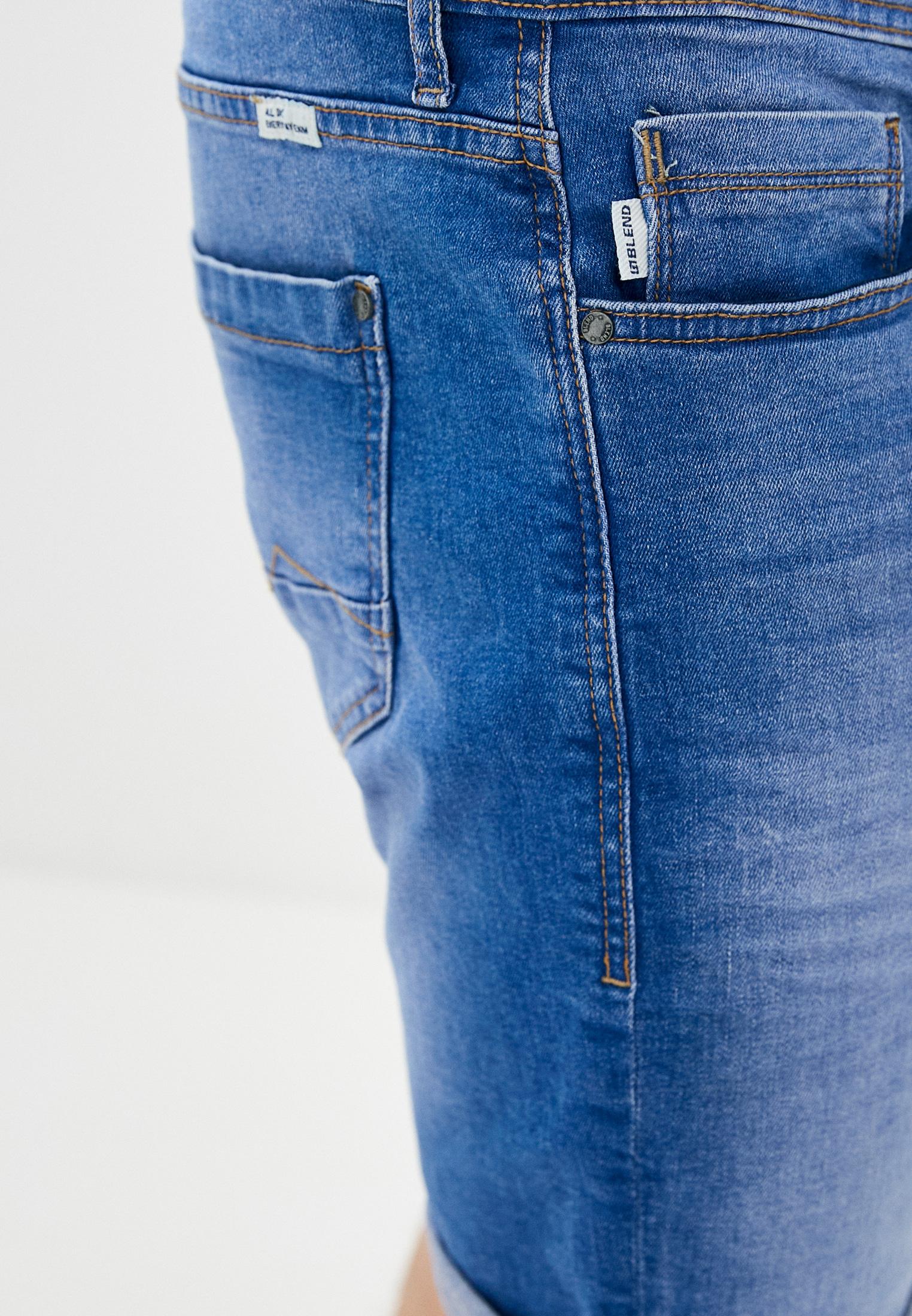 Мужские джинсовые шорты Blend (Бленд) 20711770: изображение 4