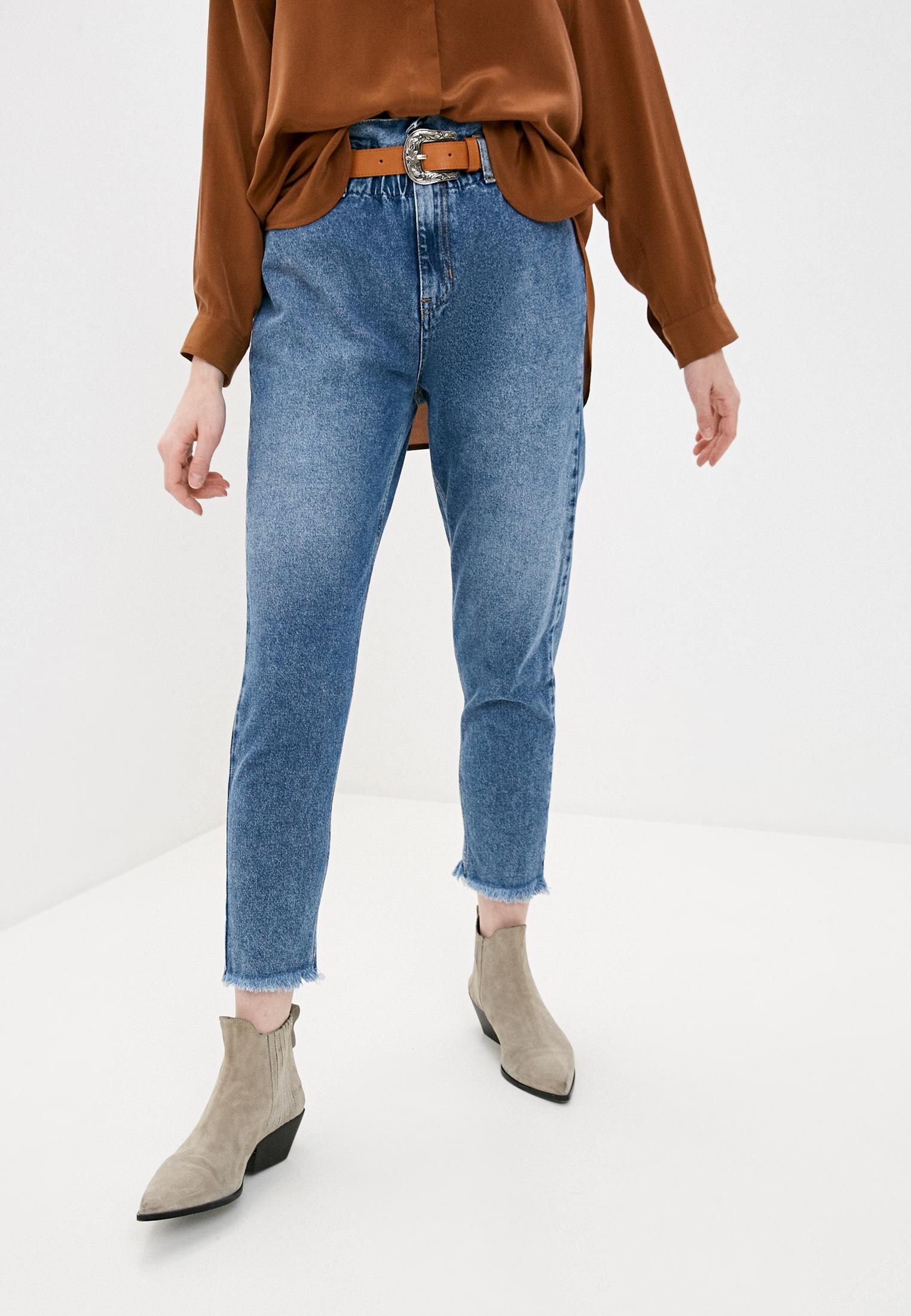 Широкие и расклешенные джинсы Liu Jo (Лиу Джо) UA1072 D4623