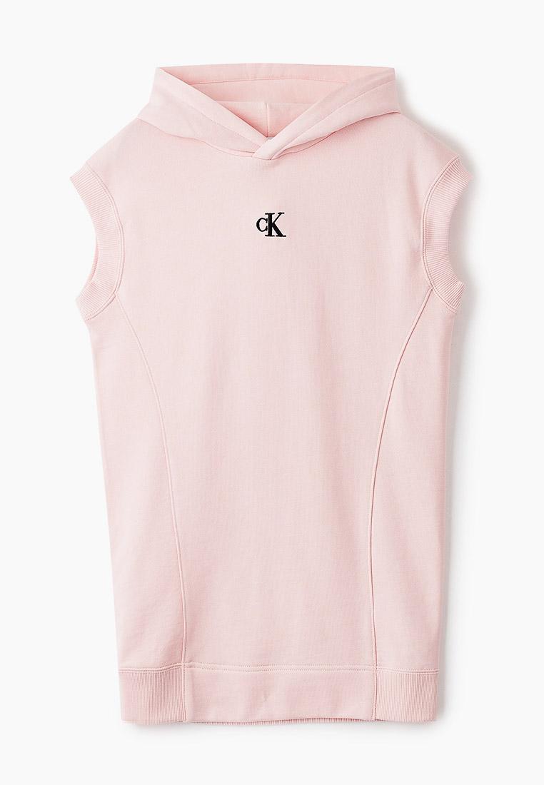 Повседневное платье Calvin Klein Jeans IG0IG00914