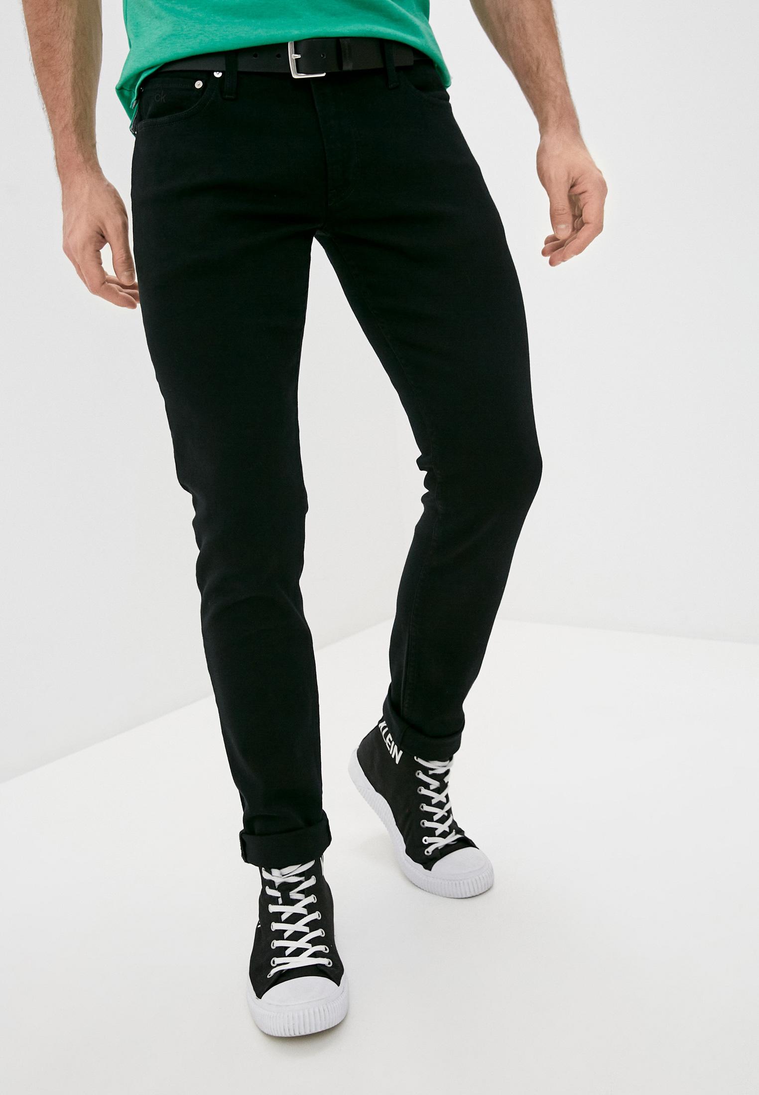 Зауженные джинсы Calvin Klein (Кельвин Кляйн) K10K107008