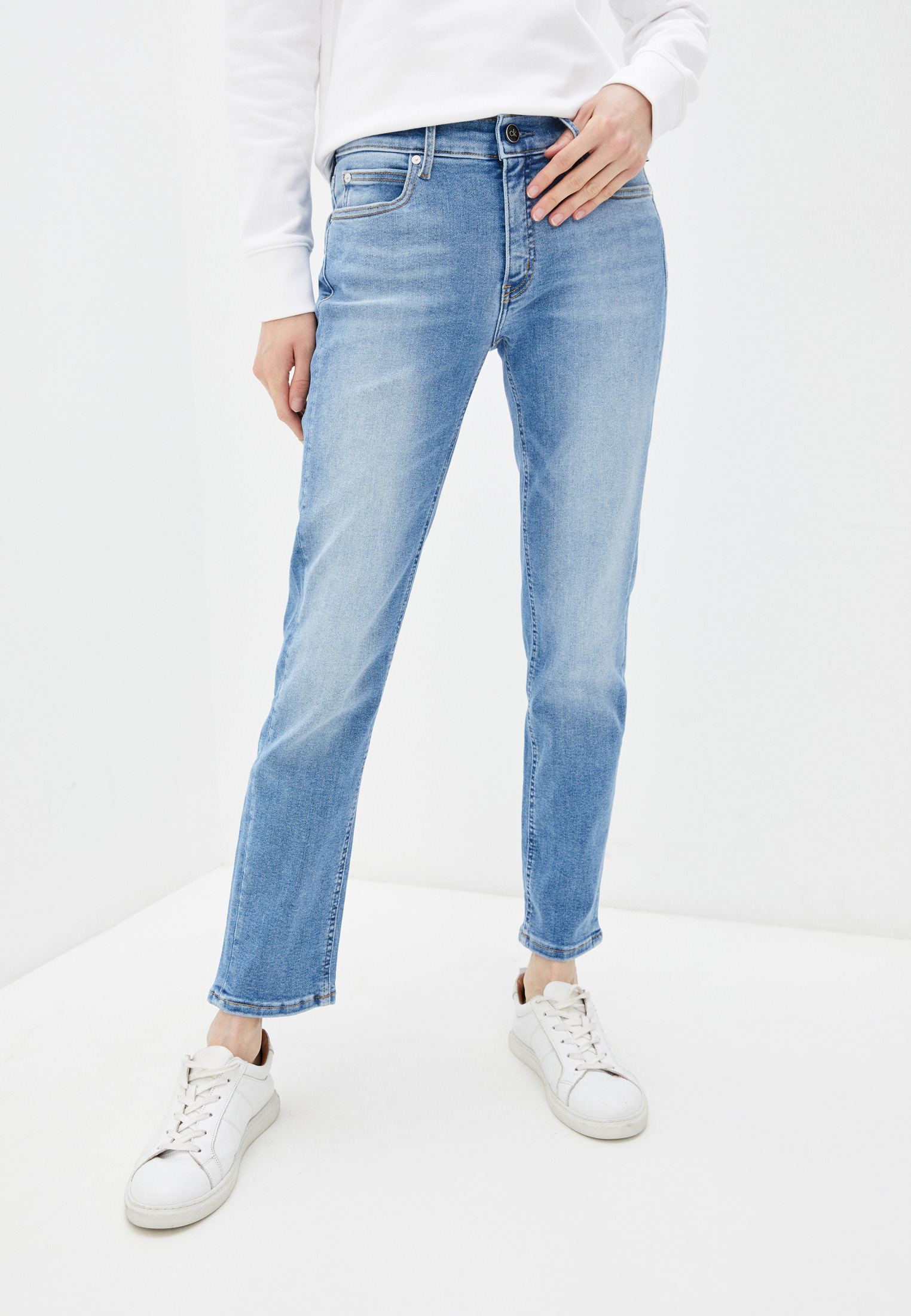 Зауженные джинсы Calvin Klein (Кельвин Кляйн) K20K202837