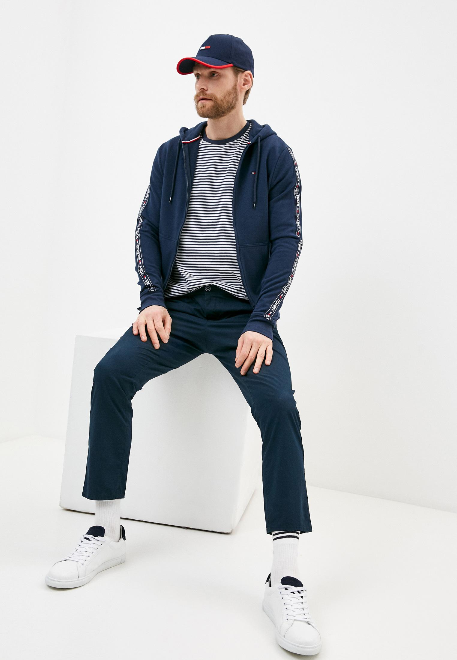 Домашняя футболка Tommy Hilfiger (Томми Хилфигер) UM0UM00708: изображение 2