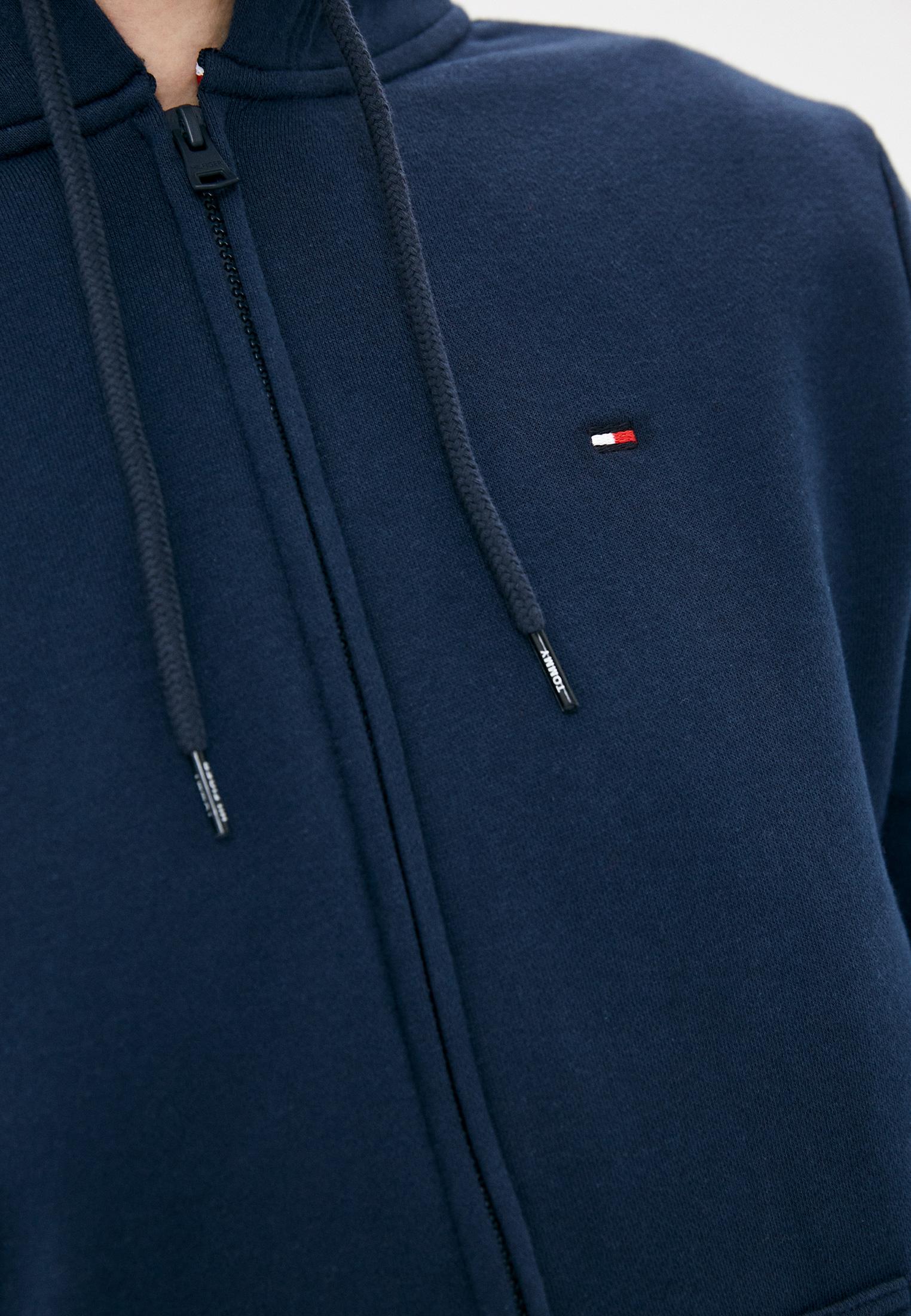 Домашняя футболка Tommy Hilfiger (Томми Хилфигер) UM0UM00708: изображение 4
