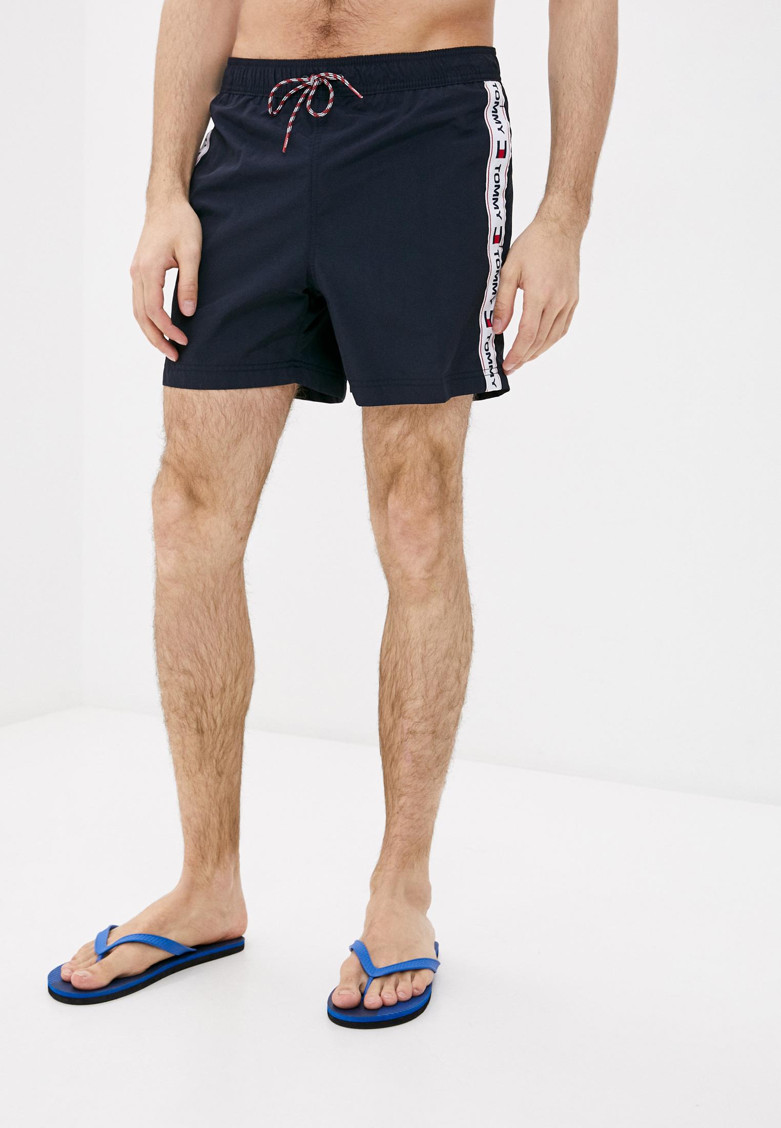 Мужские шорты для плавания Tommy Hilfiger (Томми Хилфигер) UM0UM02042