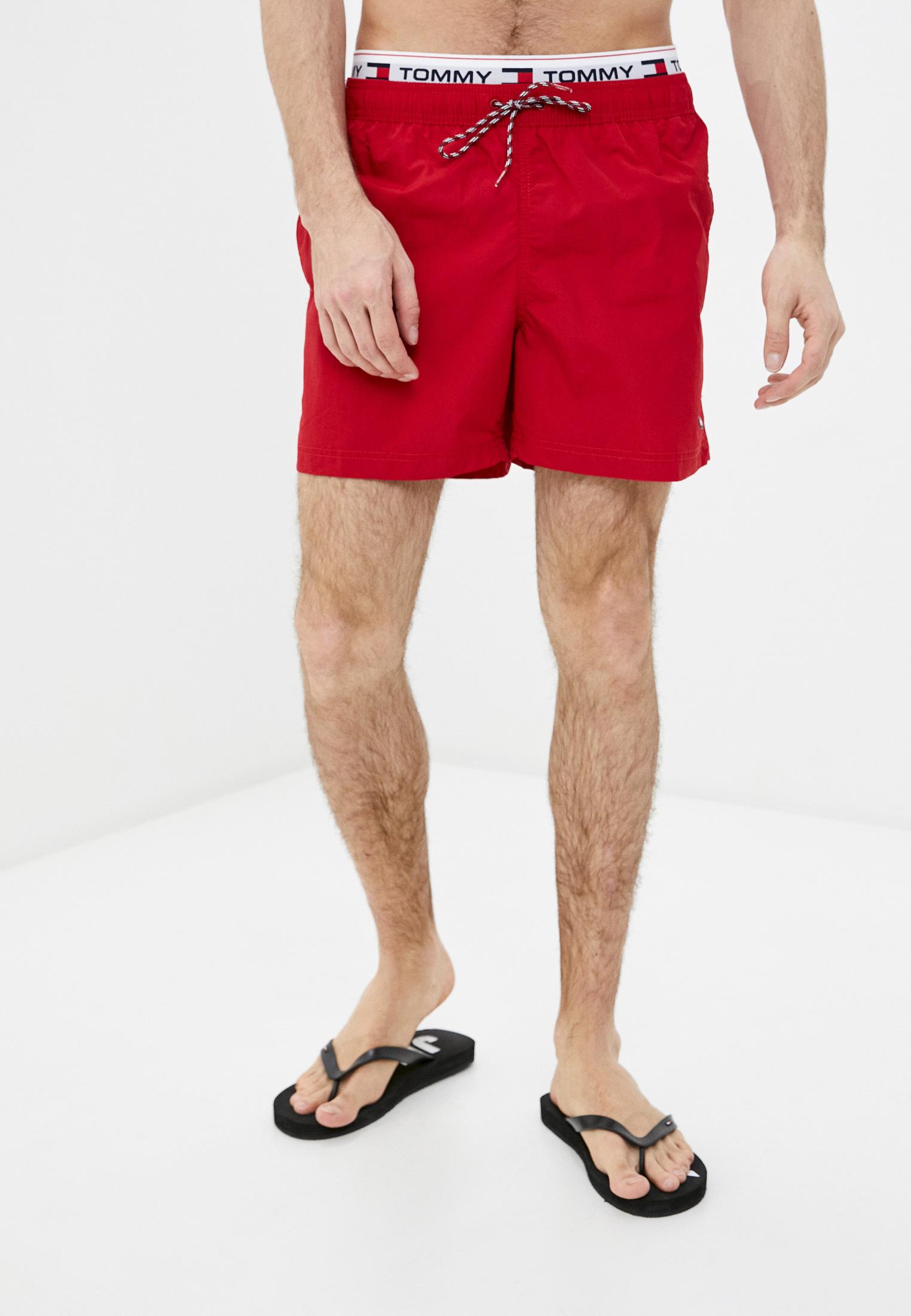 Мужские шорты для плавания Tommy Hilfiger (Томми Хилфигер) UM0UM02043: изображение 1