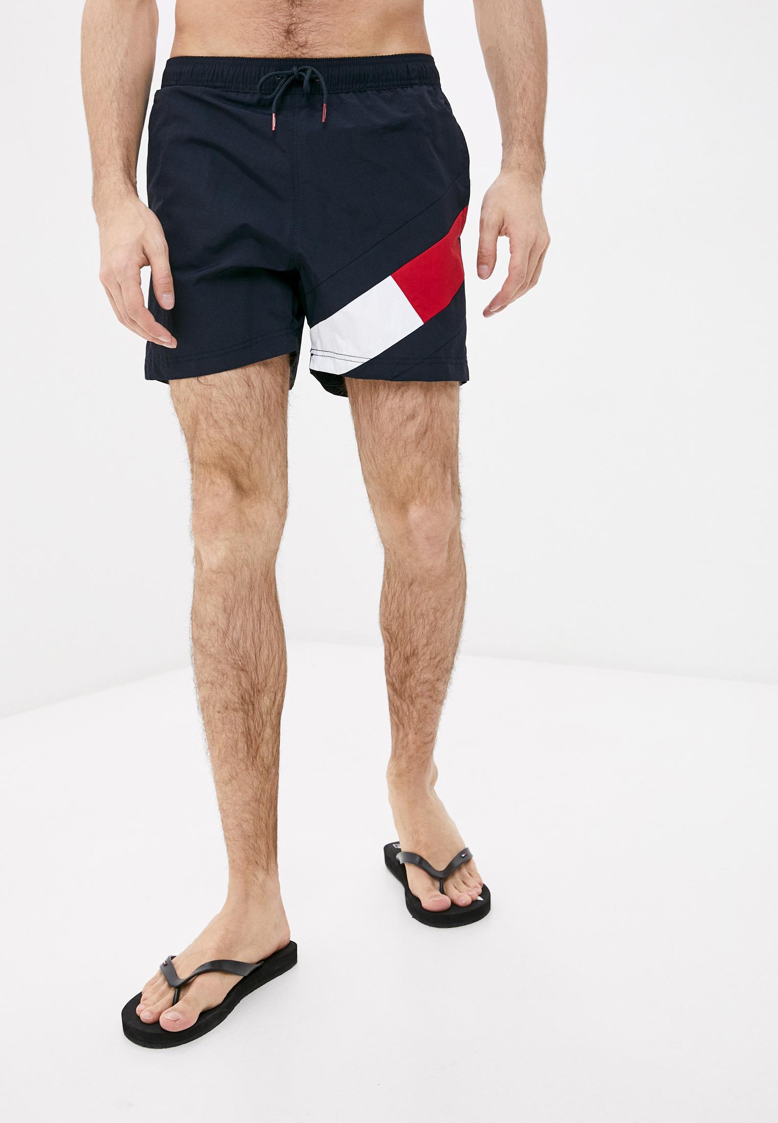 Мужские шорты для плавания Tommy Hilfiger (Томми Хилфигер) UM0UM02048: изображение 1