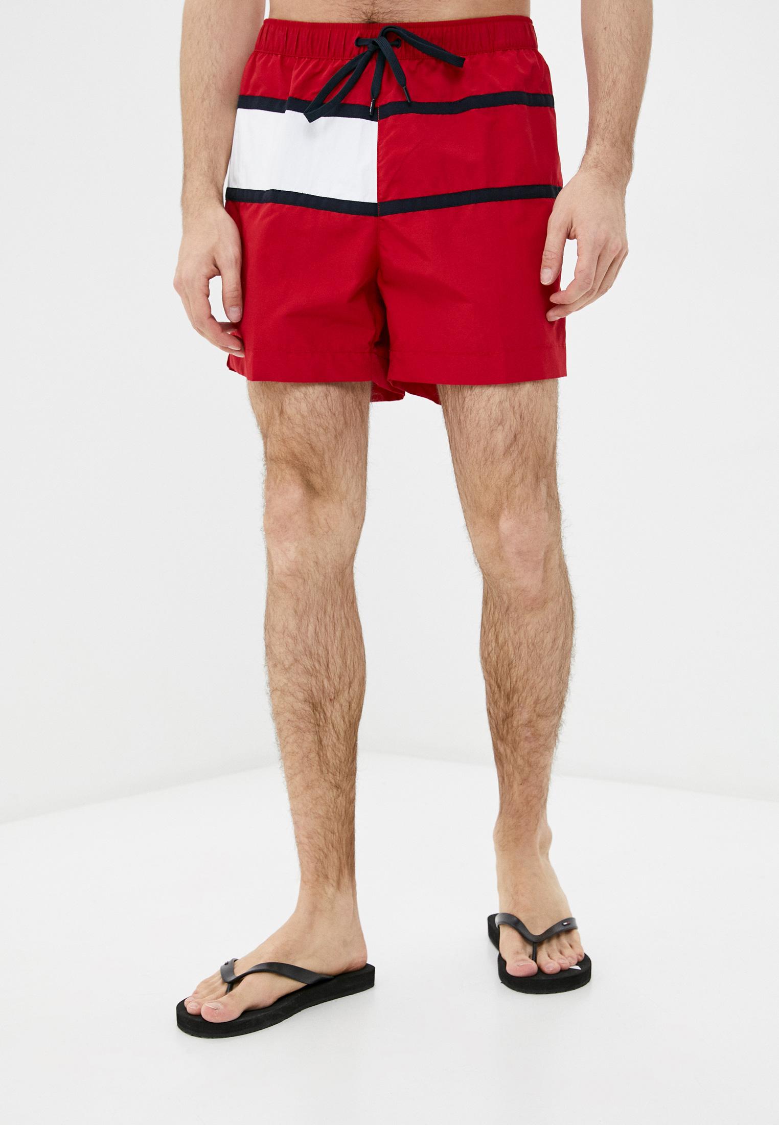 Мужские шорты для плавания Tommy Hilfiger (Томми Хилфигер) UM0UM02055: изображение 2