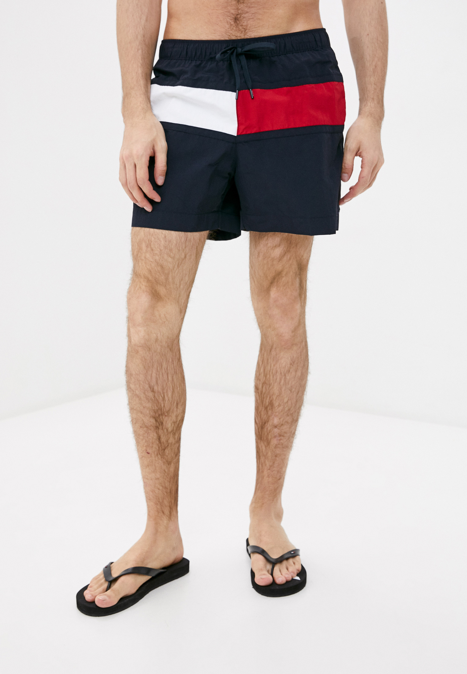 Мужские шорты для плавания Tommy Hilfiger (Томми Хилфигер) UM0UM02055