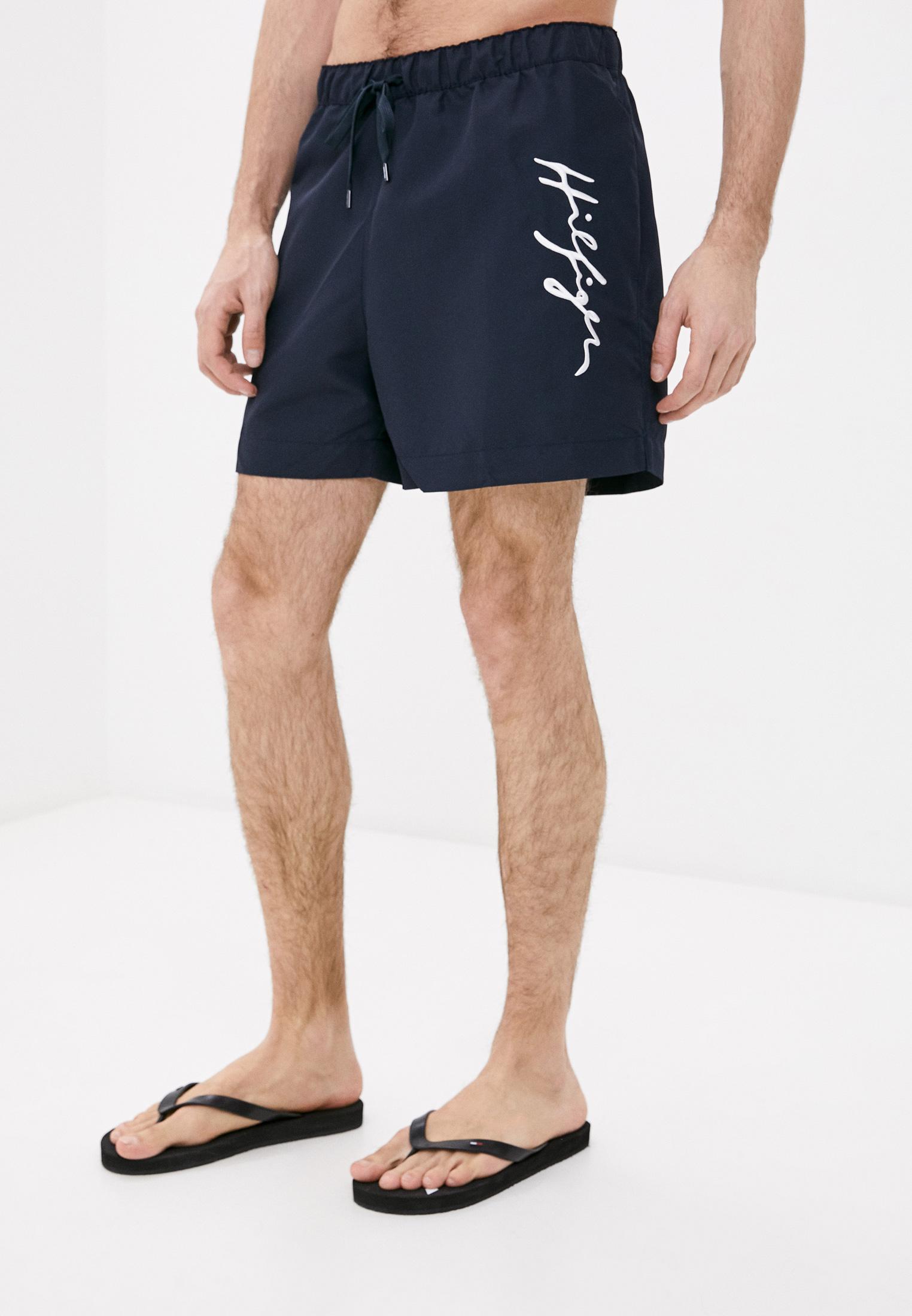 Мужские шорты для плавания Tommy Hilfiger (Томми Хилфигер) UM0UM02060: изображение 1