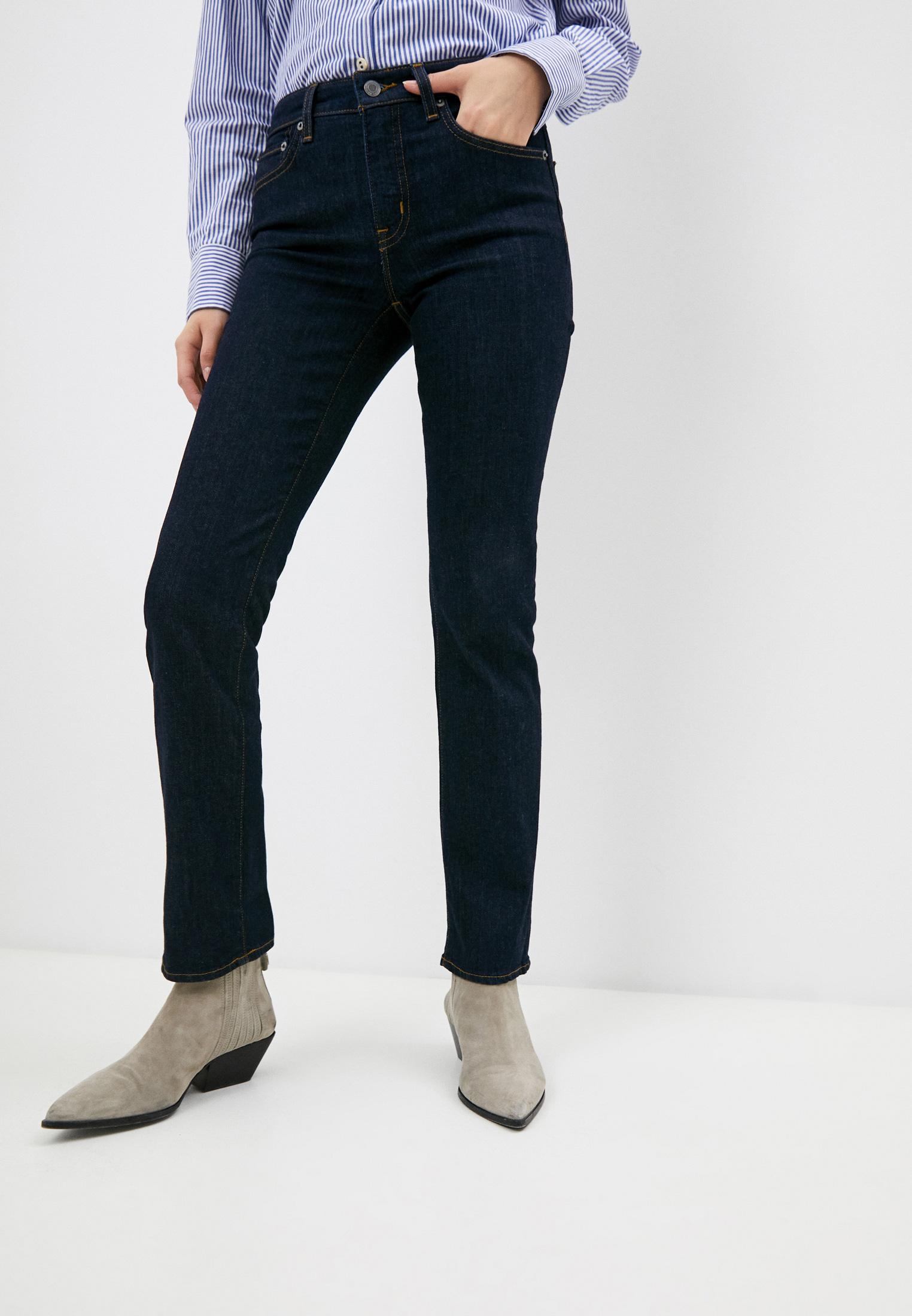 Зауженные джинсы Lauren Ralph Lauren 200700665003