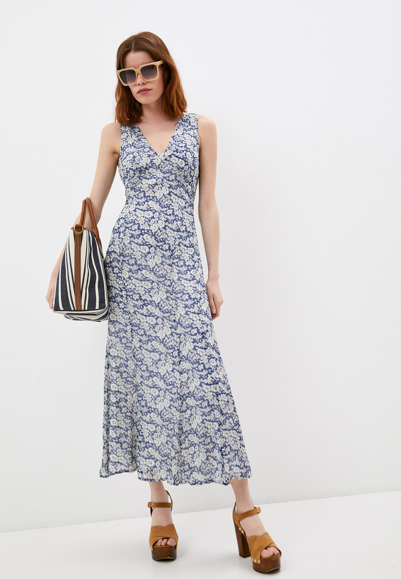 Повседневное платье Polo Ralph Lauren 211815354002