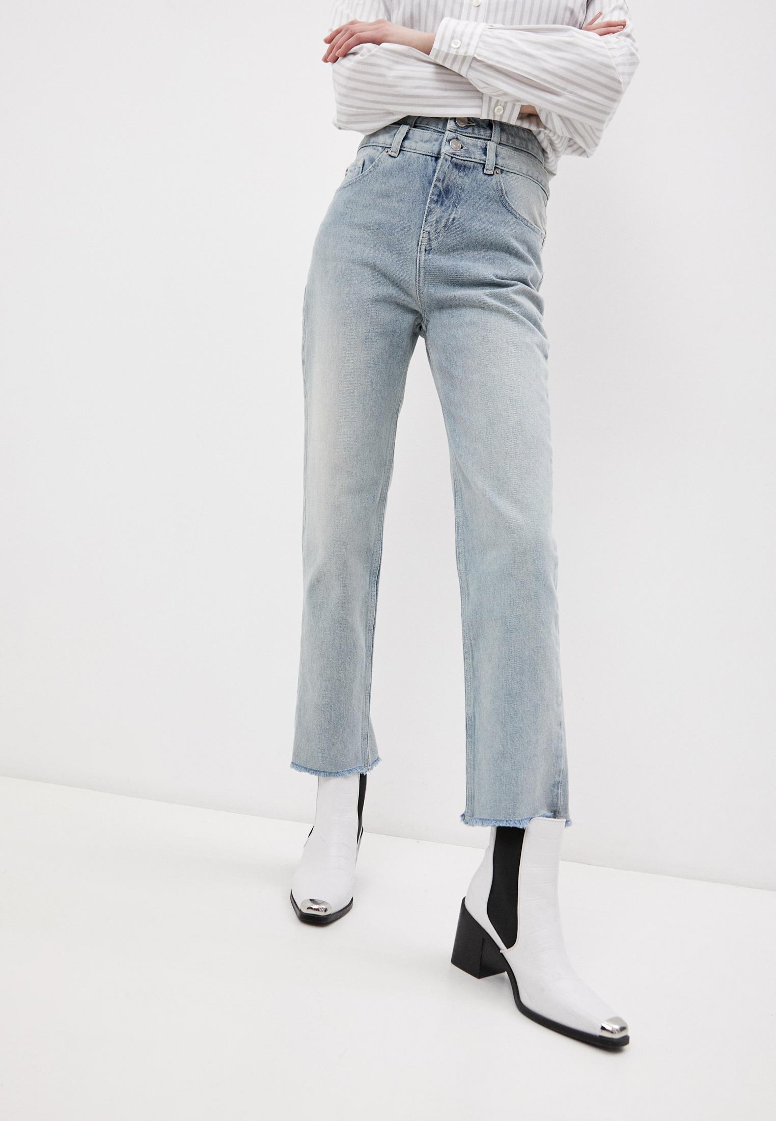 Зауженные джинсы IRO WP23ROSAE