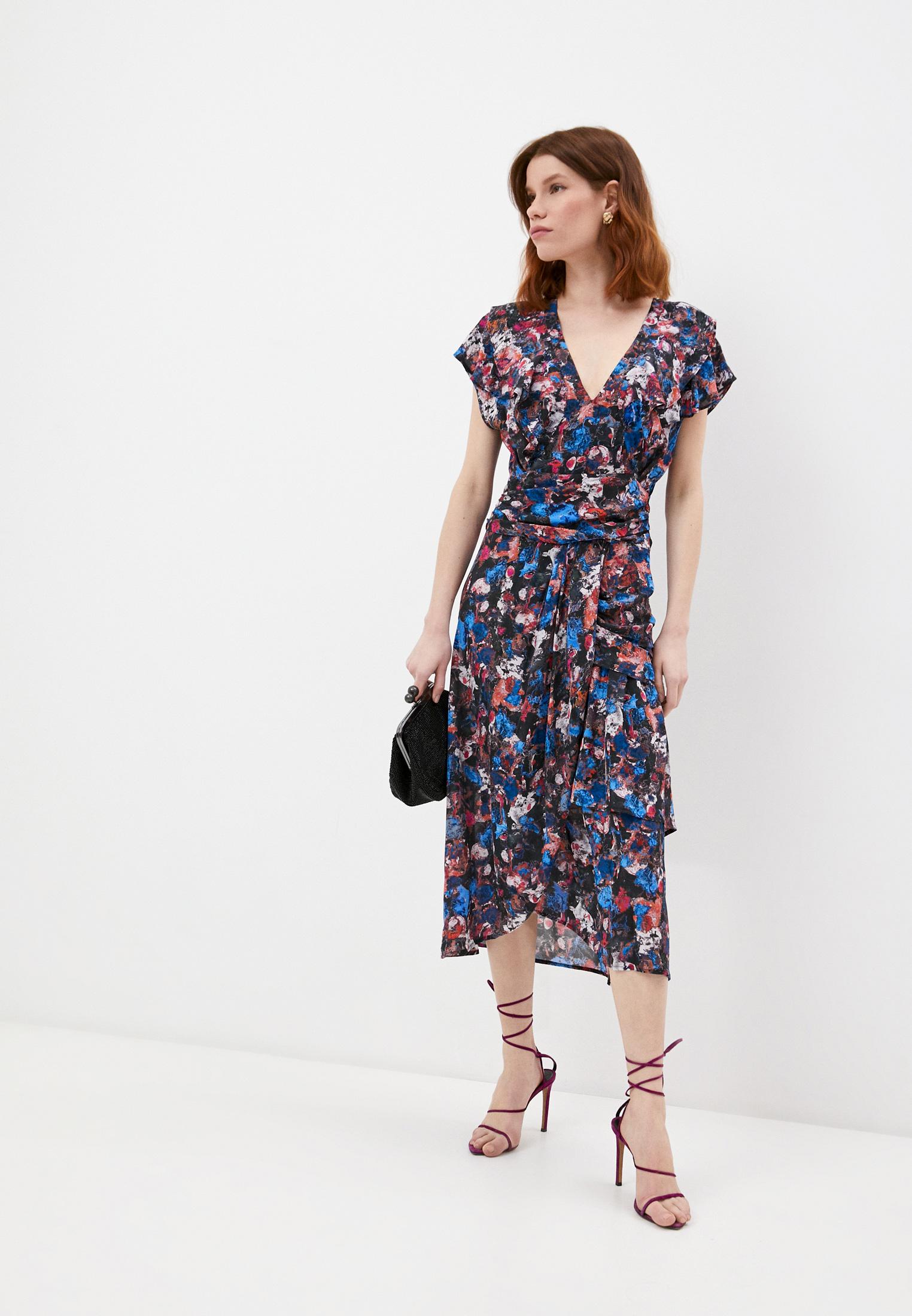 Повседневное платье IRO WP33PLISCA