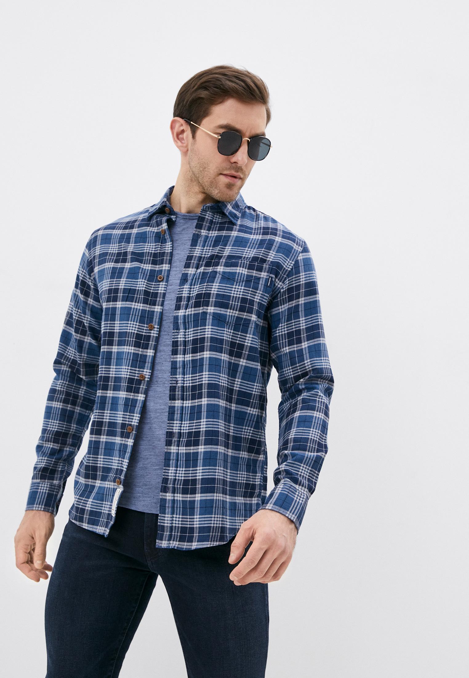 Рубашка с длинным рукавом Jack & Jones (Джек Энд Джонс) 12183626