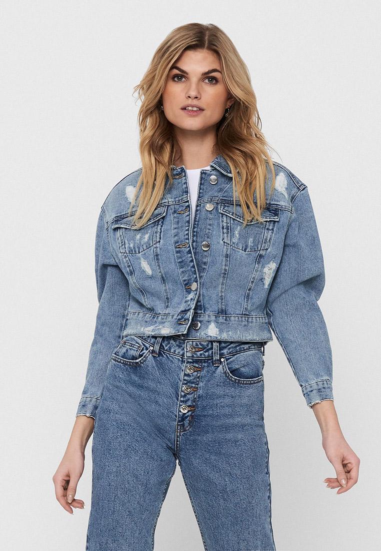 Джинсовая куртка Only (Онли) 15220545