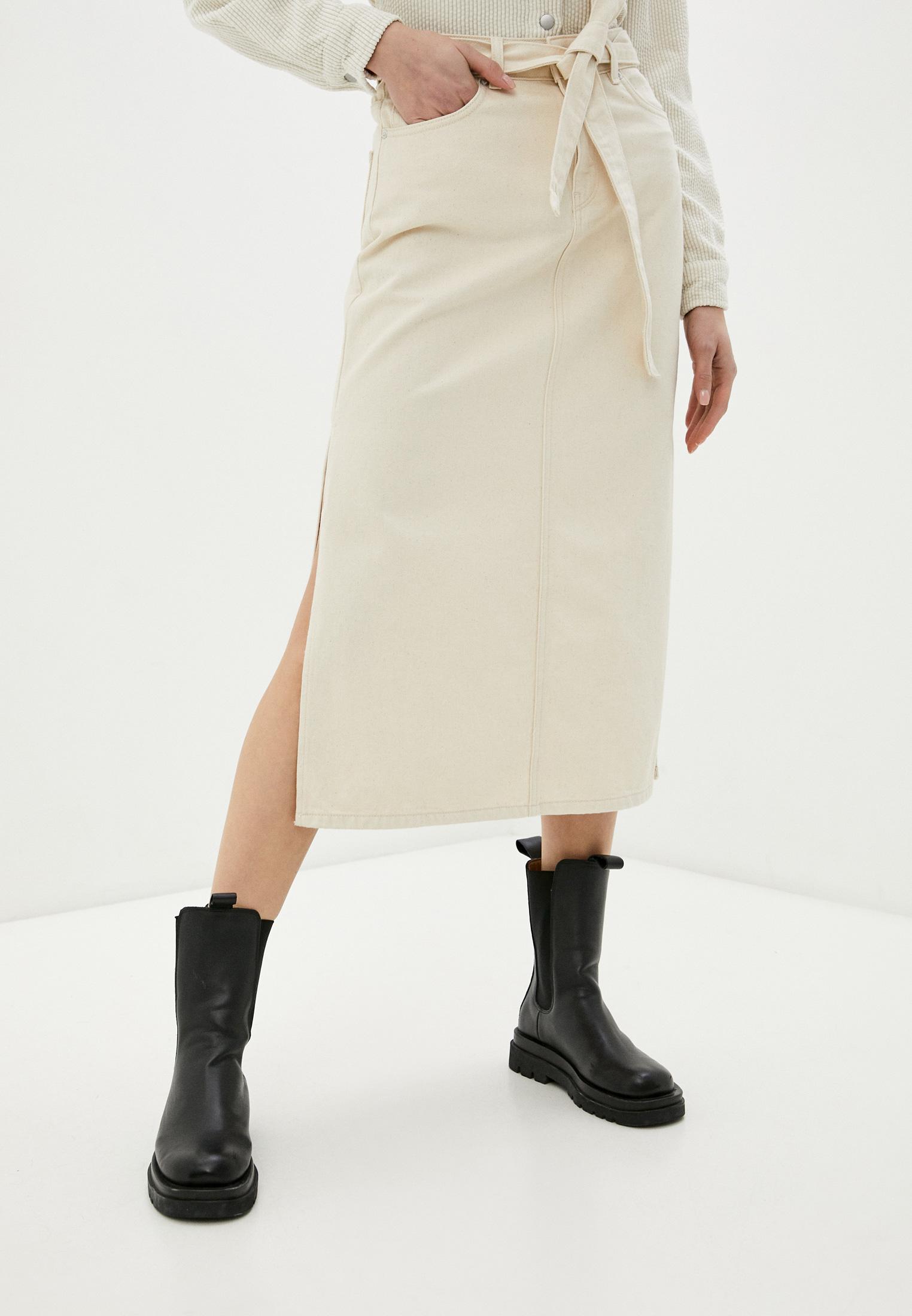 Джинсовая юбка Selected Femme 16079947
