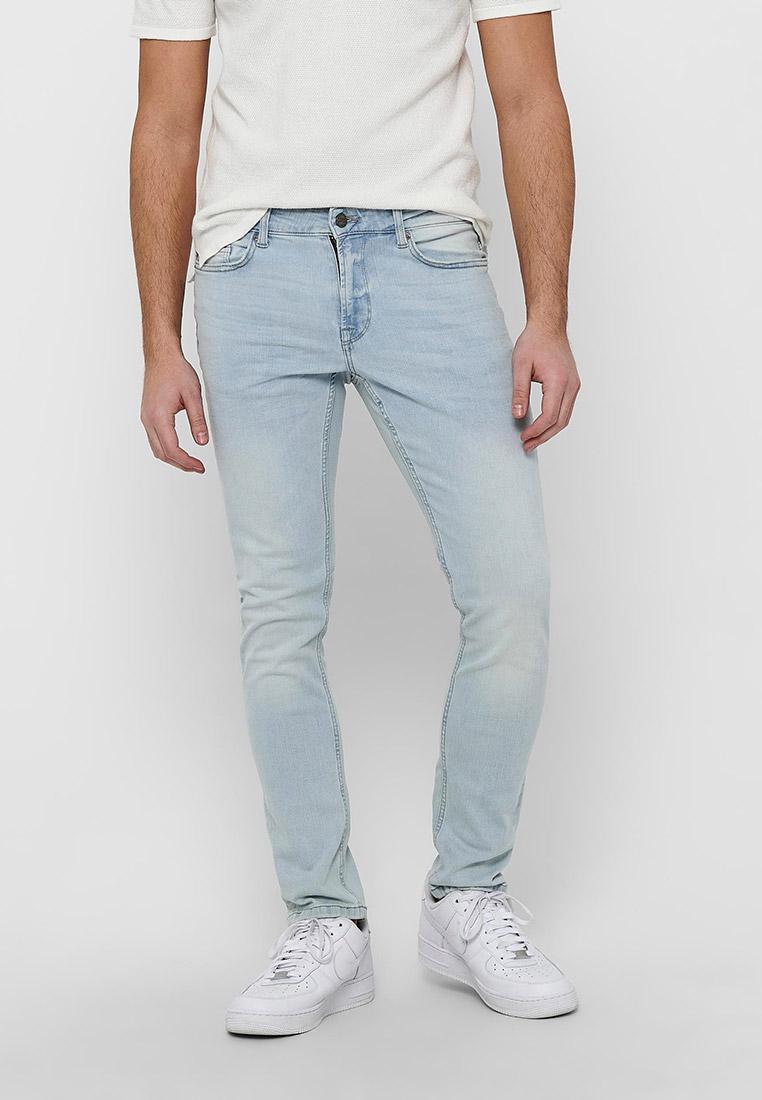 Зауженные джинсы Only & Sons (Онли Энд Санс) 22018651