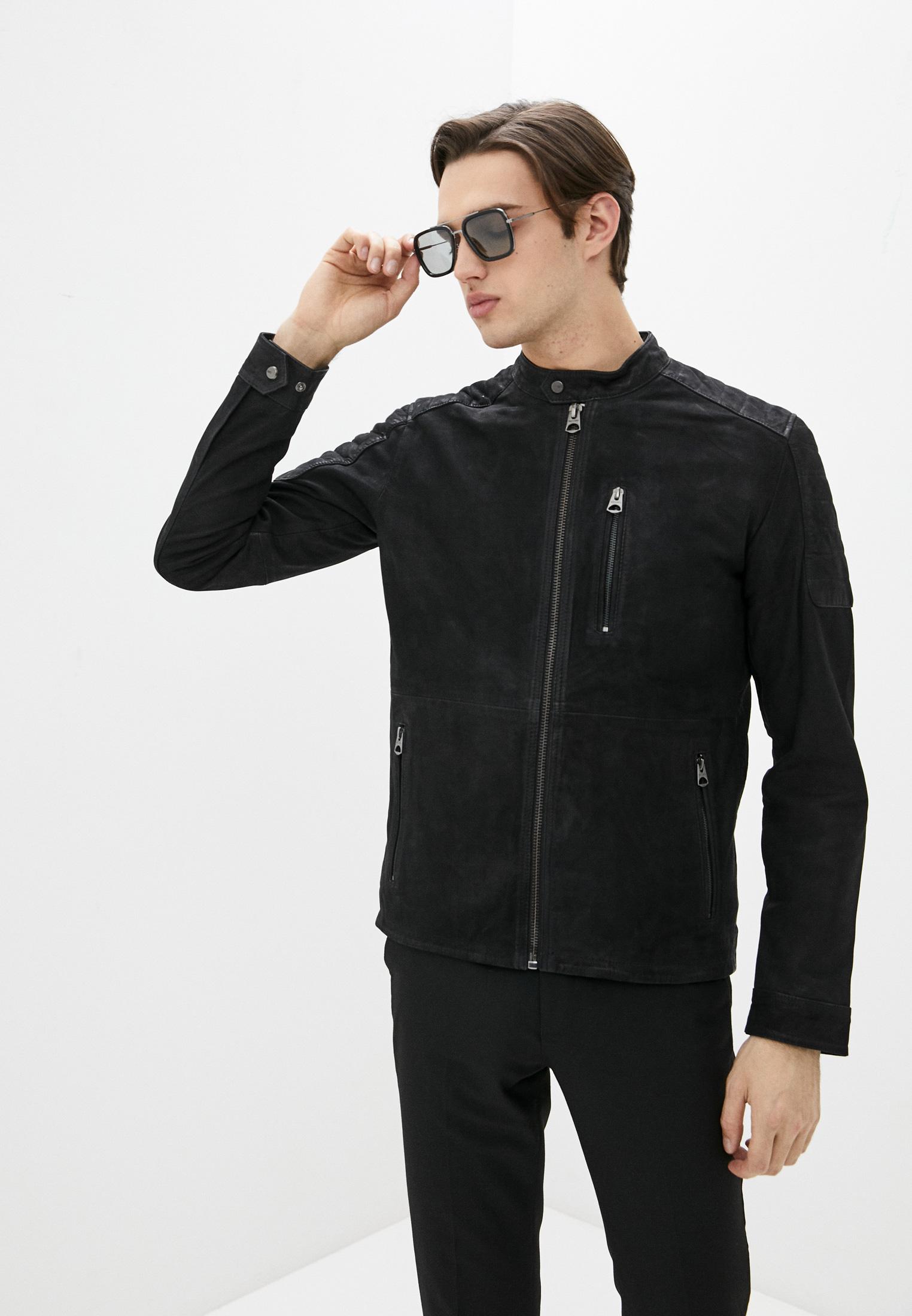 Кожаная куртка Only & Sons (Онли Энд Санс) 22018764
