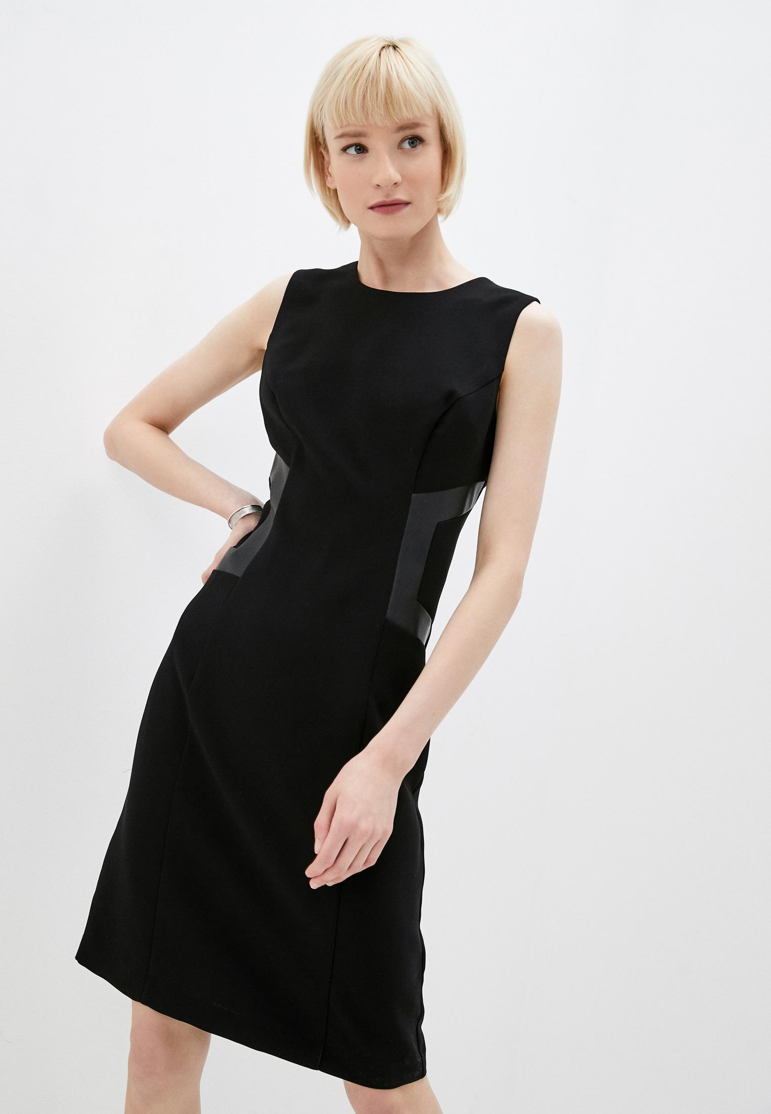Повседневное платье DKNY P8LB7DUH/BLK