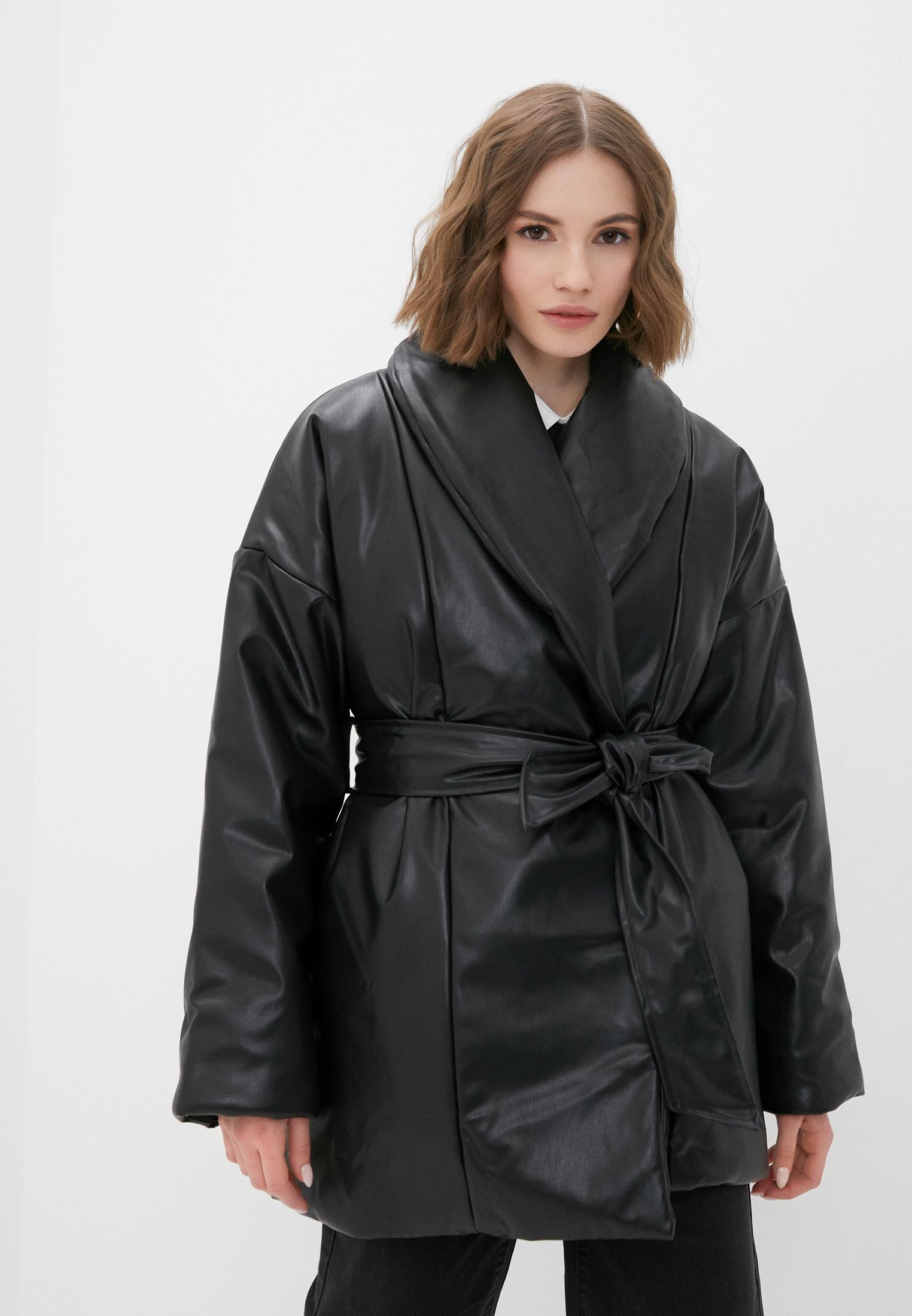 Кожаная куртка Imocean VL21-17499