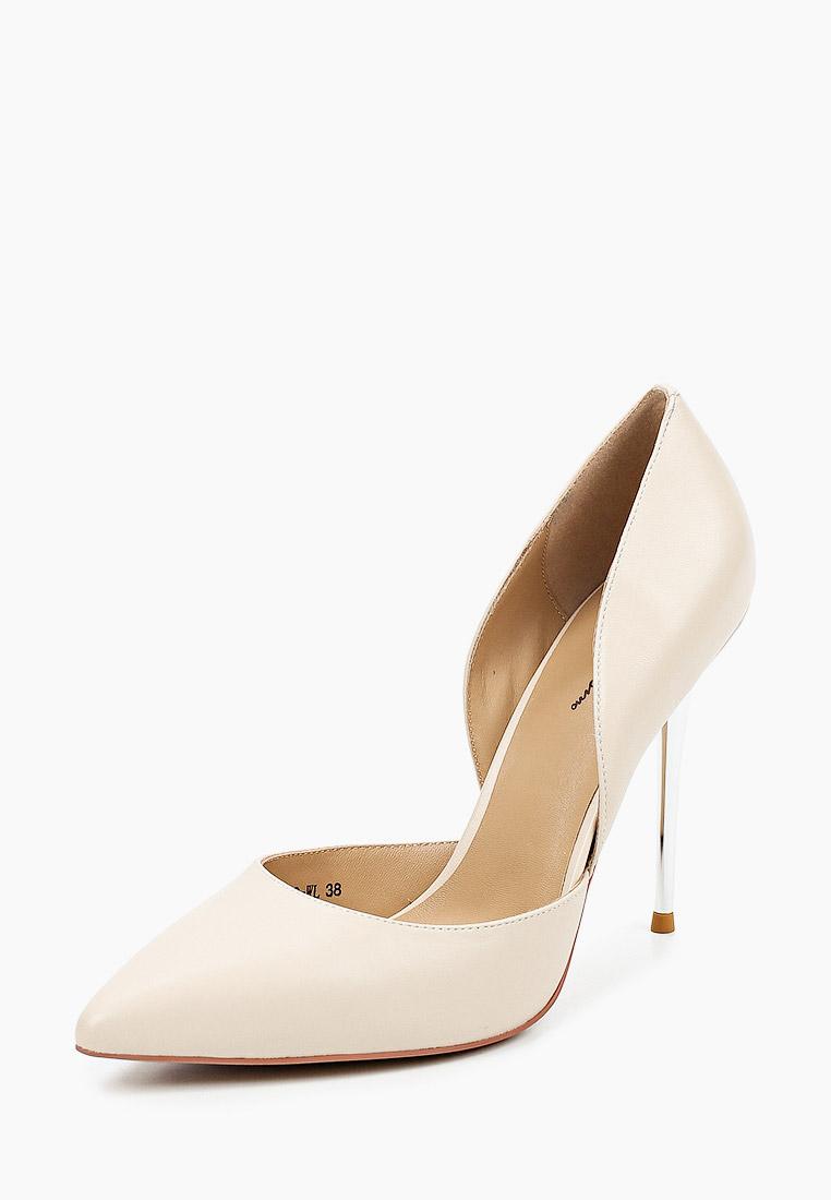 Женские туфли CorsoComo (Корсо Комо) CC6219-WL: изображение 2