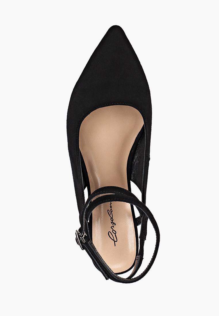 Женские туфли CorsoComo (Корсо Комо) CC6289-WL: изображение 5