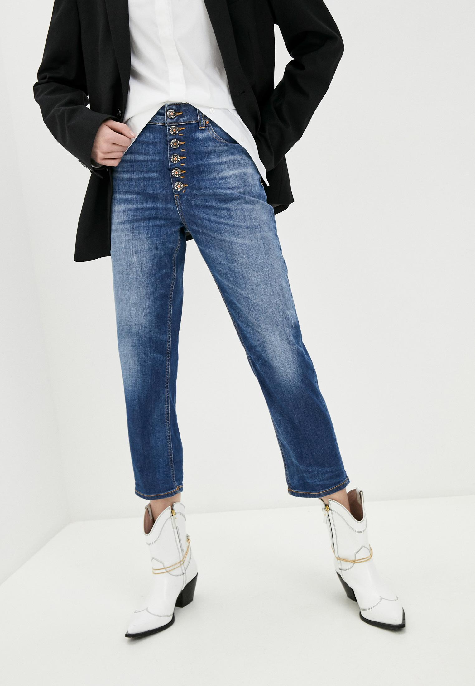 Прямые джинсы DonDup DP268B