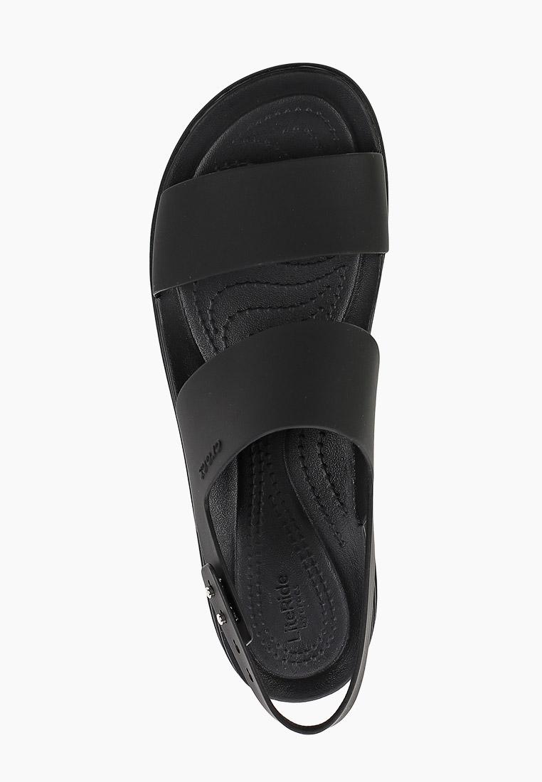 Женские босоножки Crocs (Крокс) 206453: изображение 4