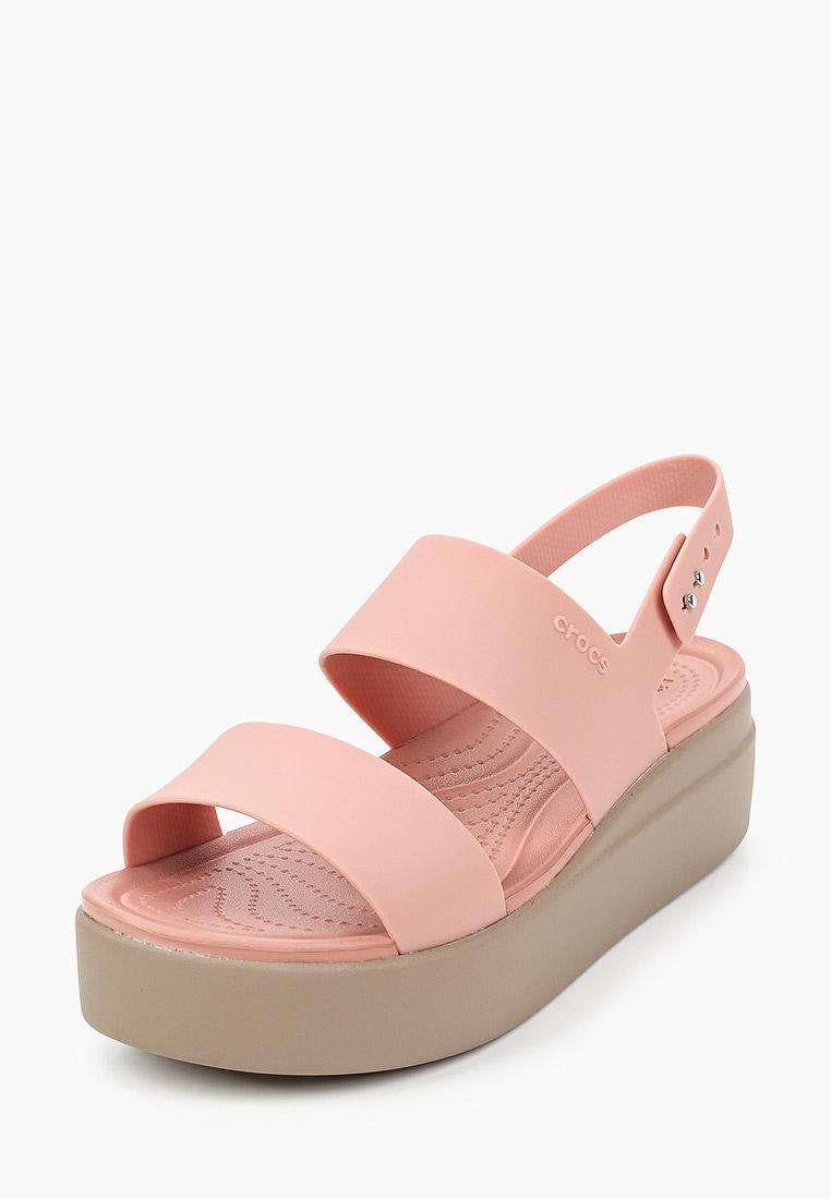 Женская резиновая обувь Crocs (Крокс) 206453: изображение 2