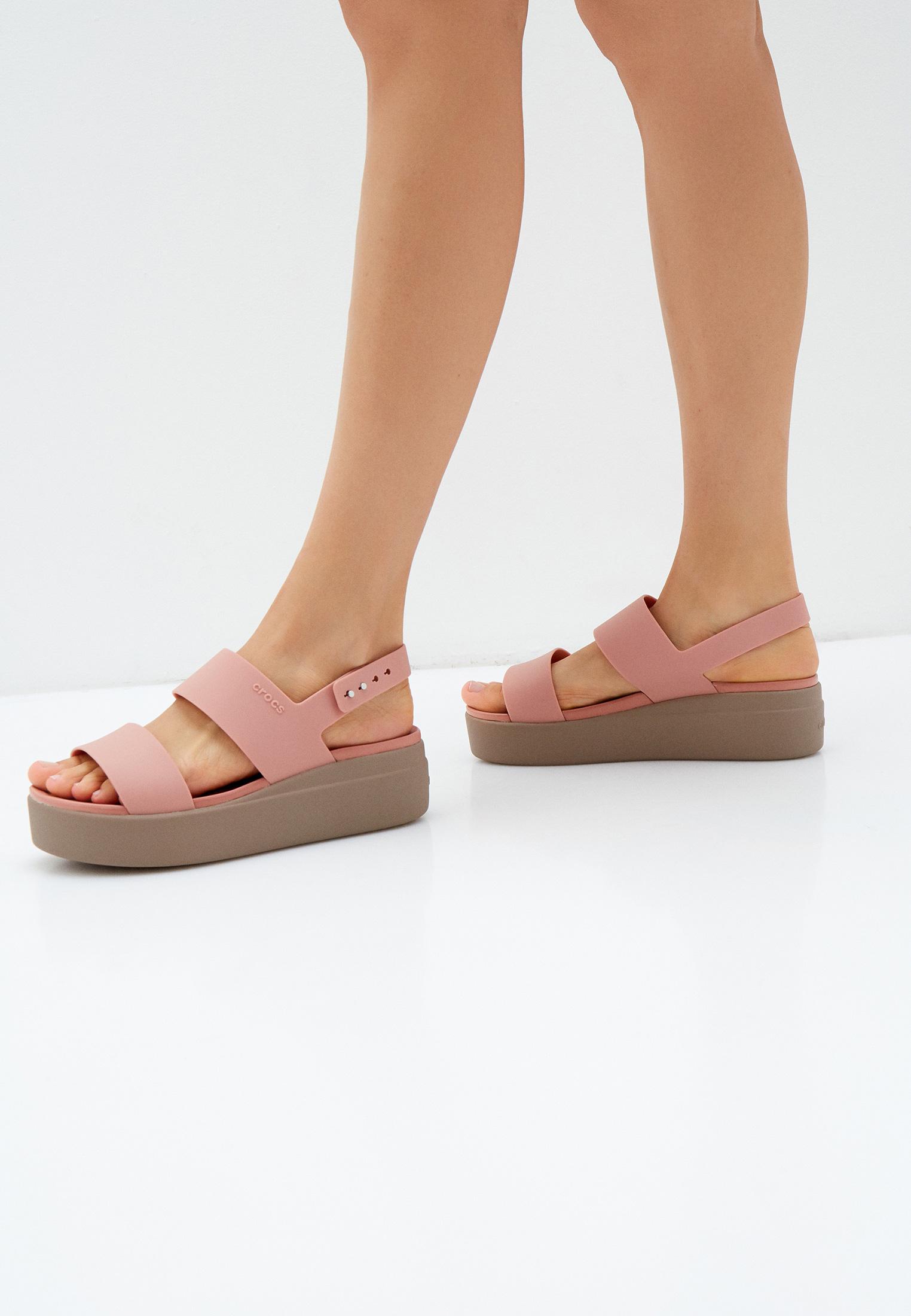 Женская резиновая обувь Crocs (Крокс) 206453: изображение 6