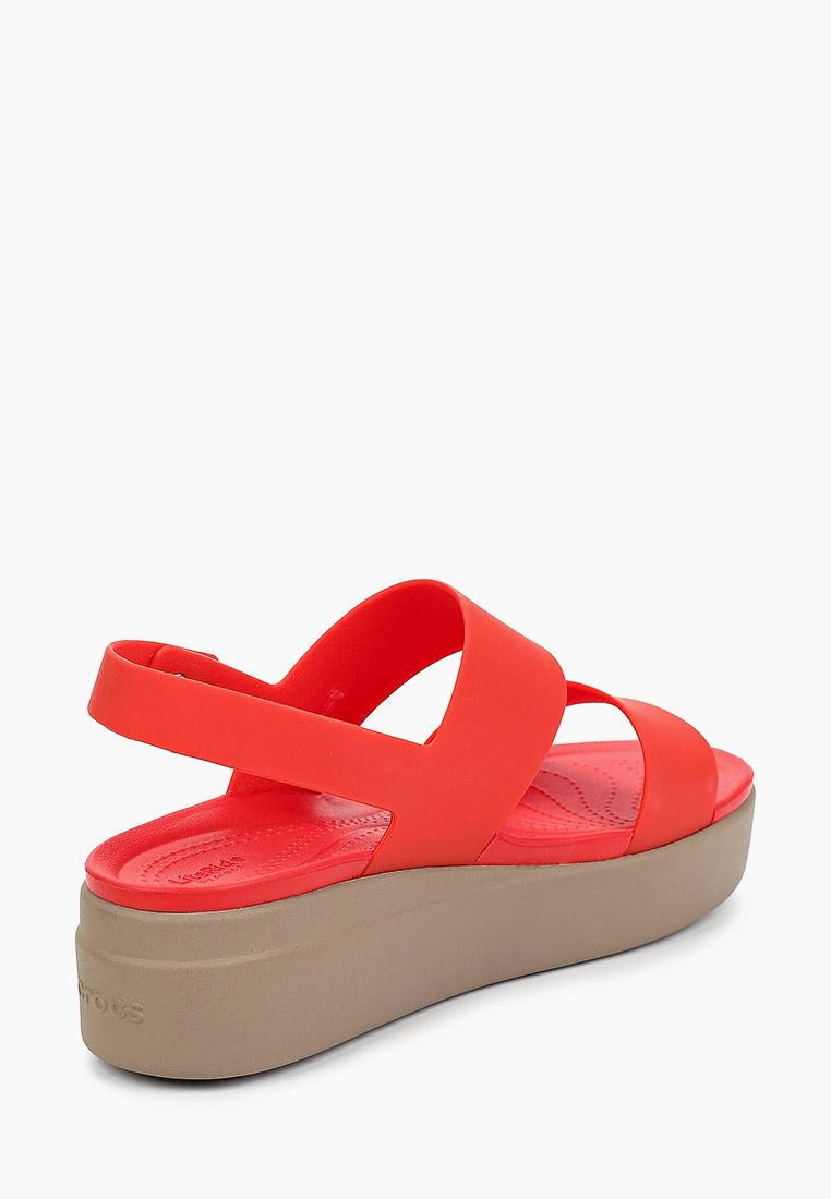 Женские босоножки Crocs (Крокс) 206453: изображение 3
