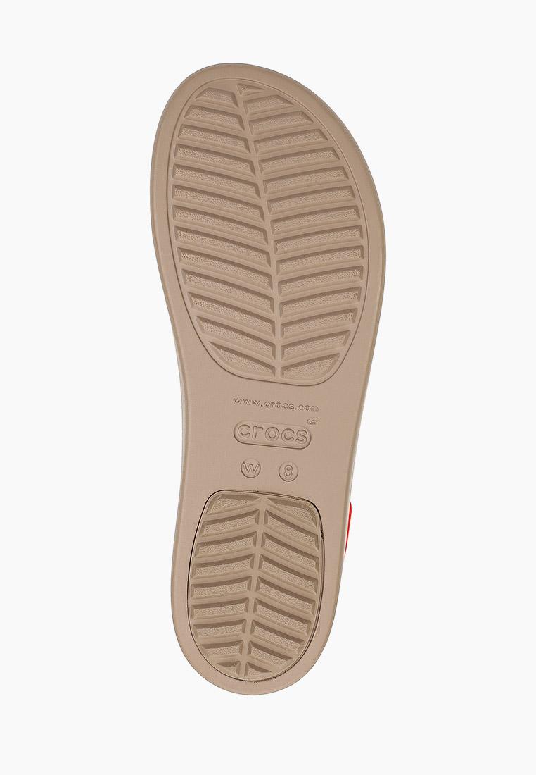 Женские босоножки Crocs (Крокс) 206453: изображение 5