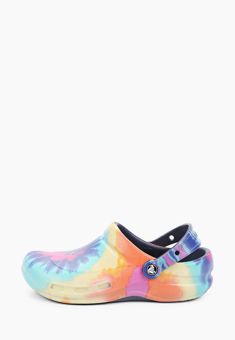 Мужская резиновая обувь Crocs (Крокс) 204044