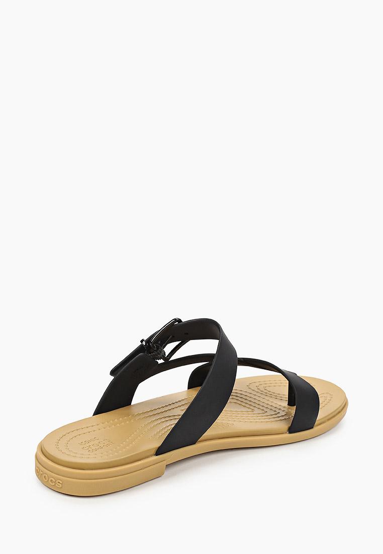 Женские сланцы Crocs (Крокс) 206108: изображение 3