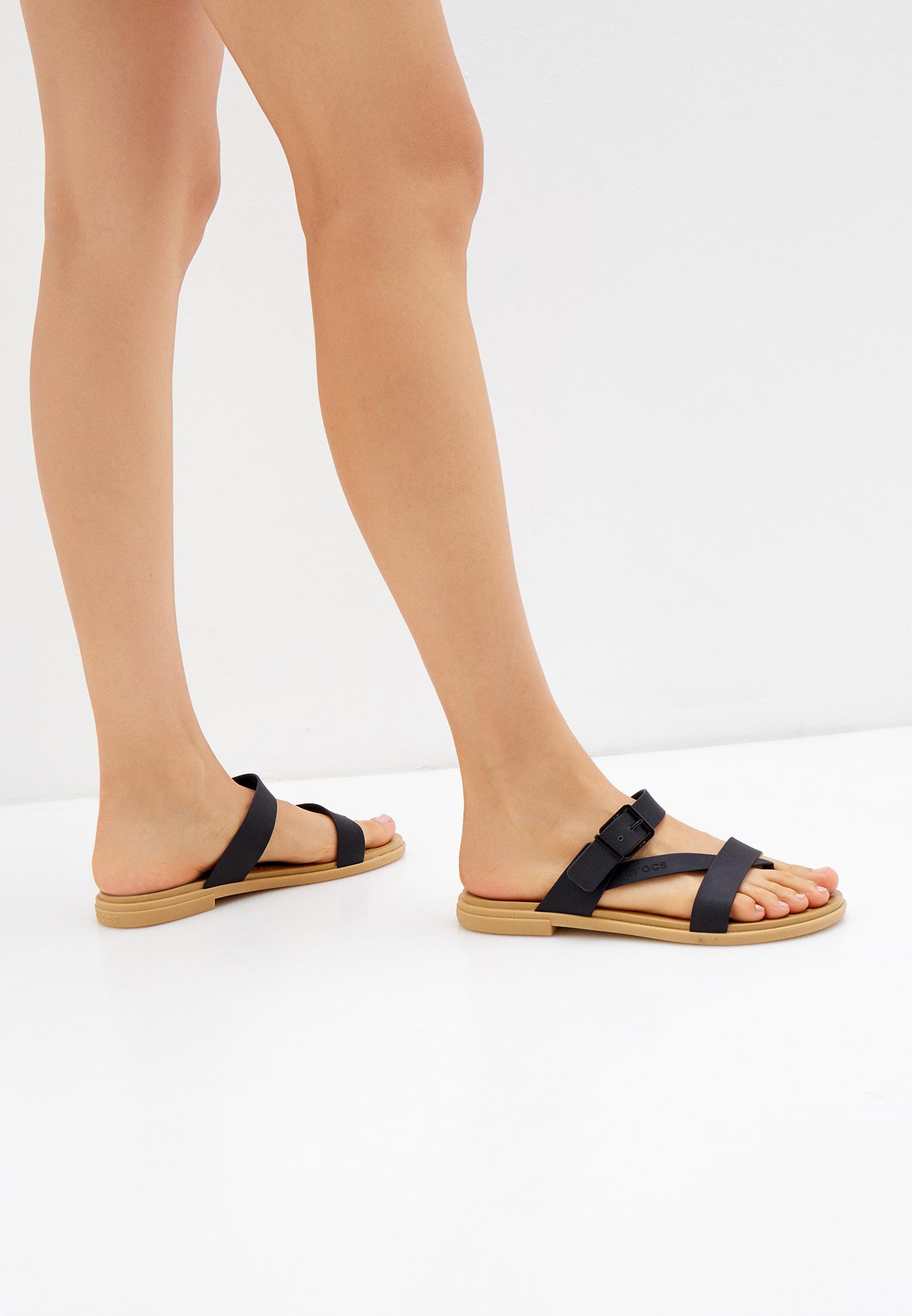 Женские сланцы Crocs (Крокс) 206108: изображение 6