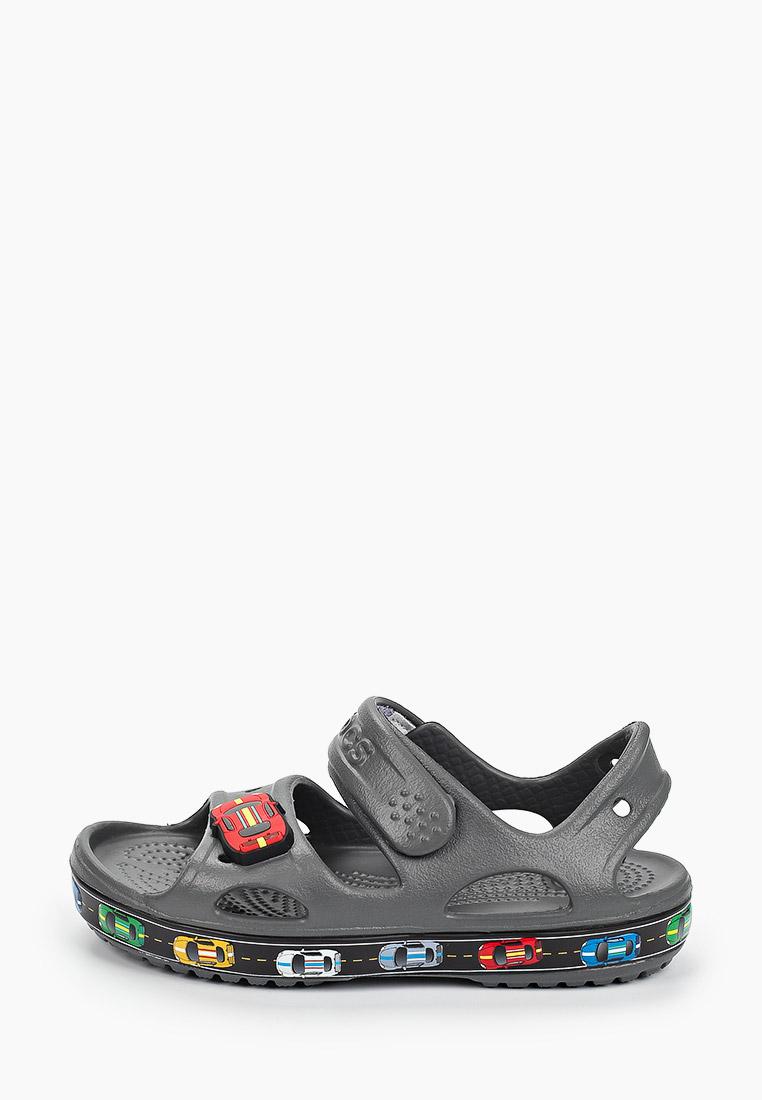 Сандалии для мальчиков Crocs (Крокс) 206794: изображение 1