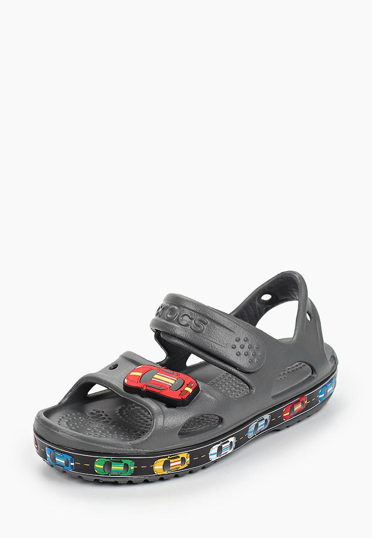Сандалии для мальчиков Crocs (Крокс) 206794: изображение 2