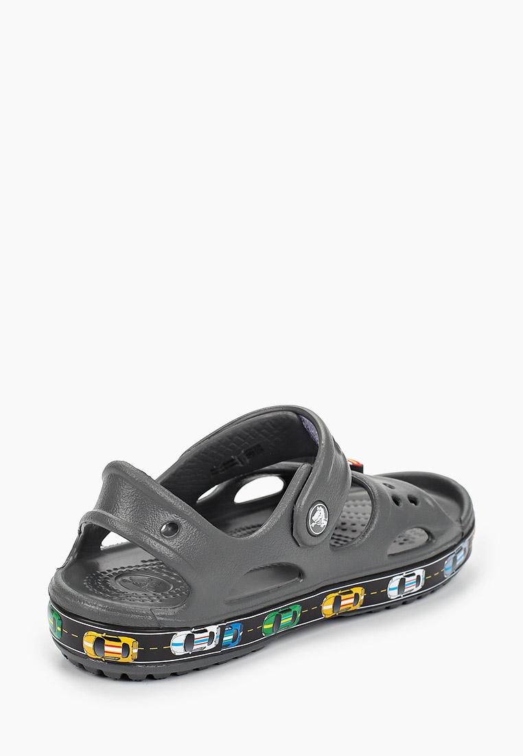 Сандалии для мальчиков Crocs (Крокс) 206794: изображение 3