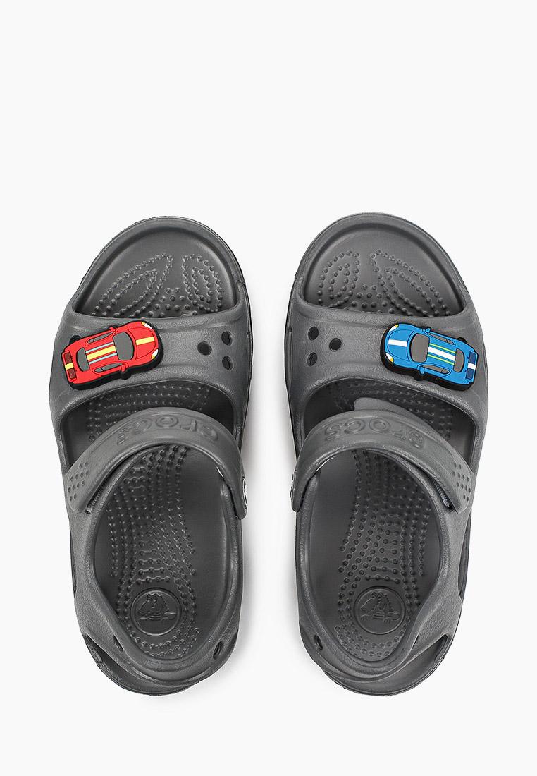 Сандалии для мальчиков Crocs (Крокс) 206794: изображение 4
