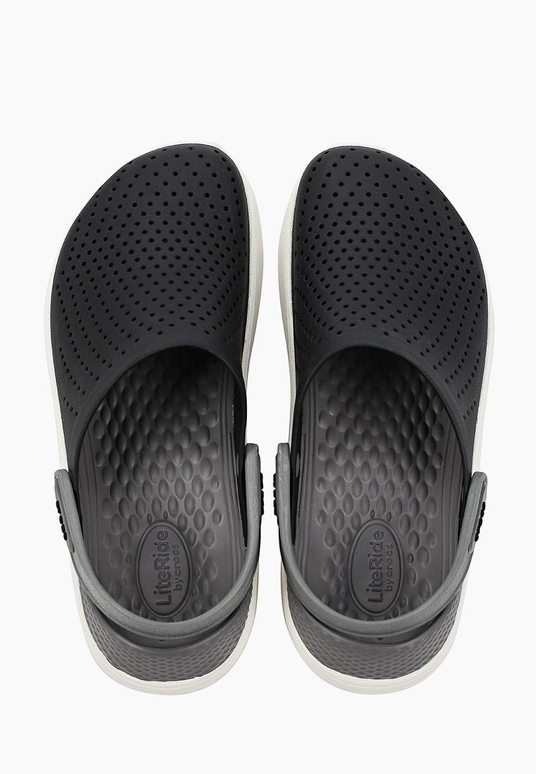 Мужская резиновая обувь Crocs (Крокс) 204592: изображение 29