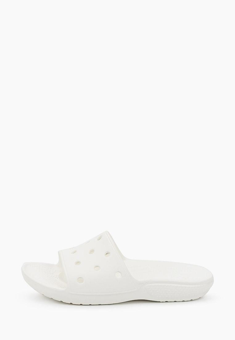 Женские сланцы Crocs (Крокс) 206121: изображение 6