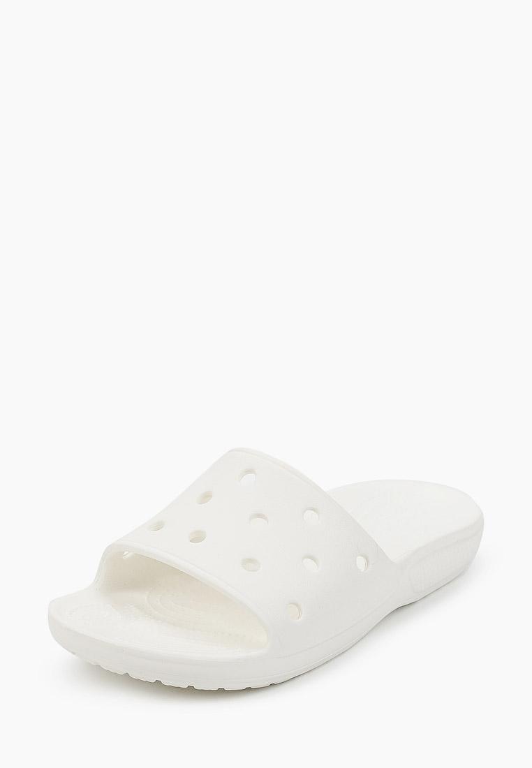 Женские сланцы Crocs (Крокс) 206121: изображение 7