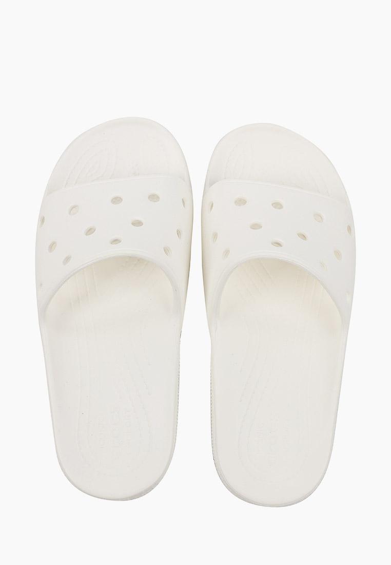 Женские сланцы Crocs (Крокс) 206121: изображение 9