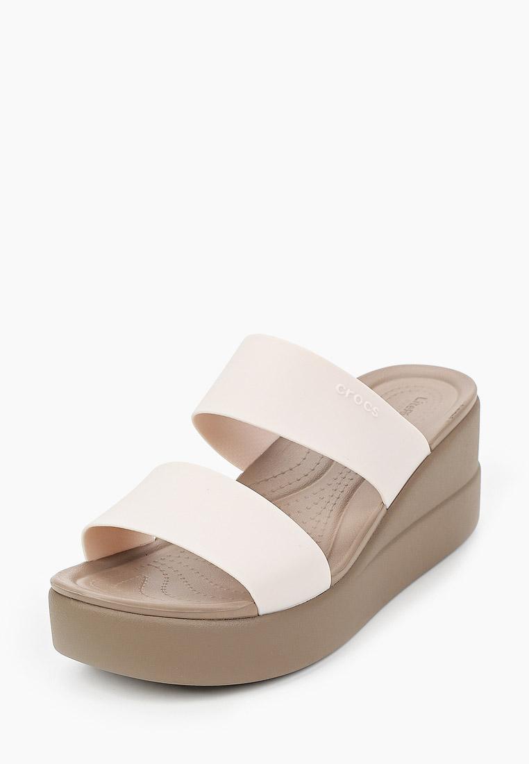 Женская резиновая обувь Crocs (Крокс) 206219: изображение 2
