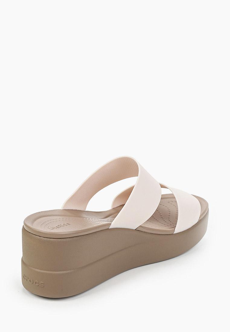 Женская резиновая обувь Crocs (Крокс) 206219: изображение 3