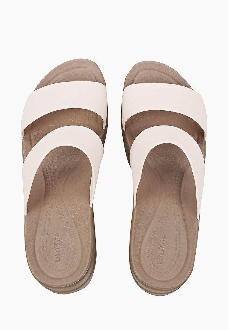 Женская резиновая обувь Crocs (Крокс) 206219: изображение 4