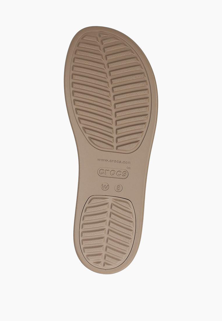 Женская резиновая обувь Crocs (Крокс) 206219: изображение 5