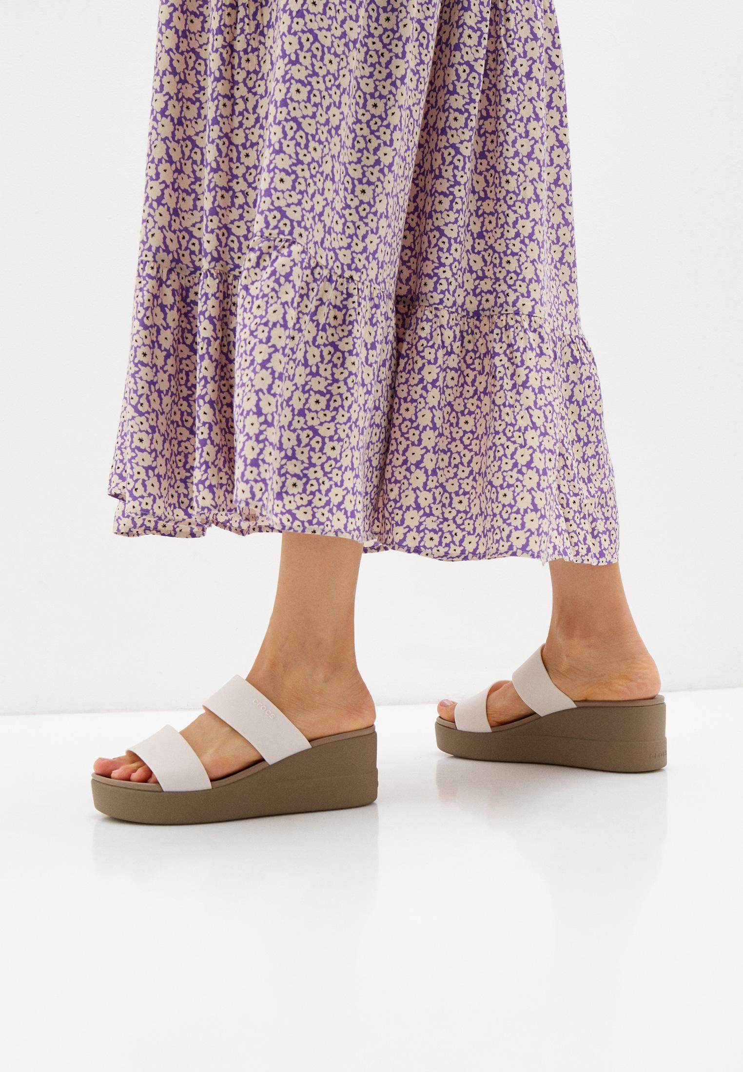 Женская резиновая обувь Crocs (Крокс) 206219: изображение 6