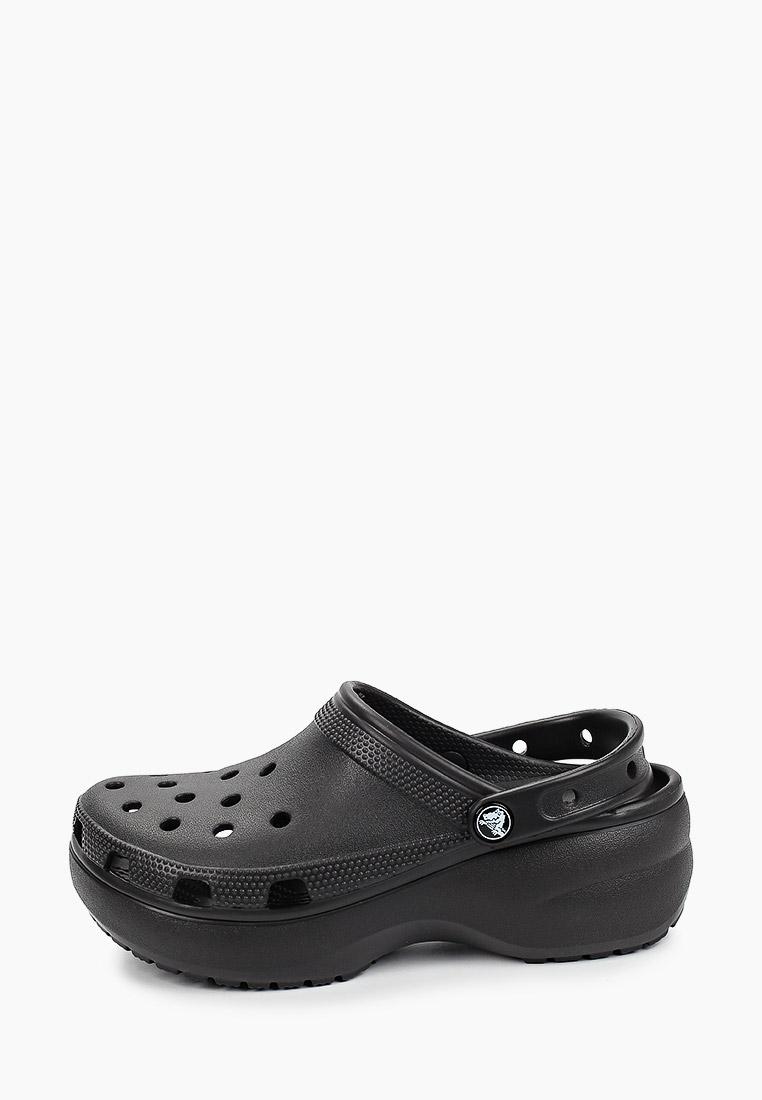 Женская резиновая обувь Crocs (Крокс) 206750